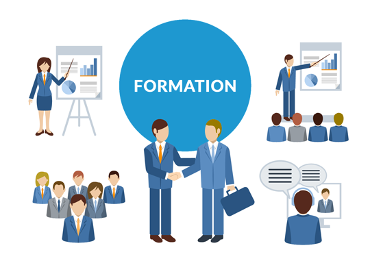 Extranet Formation